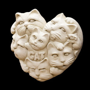 For The Love of Cats by Carruth Studios