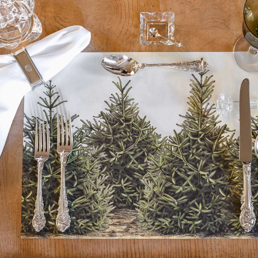 Fir Tree Placemats