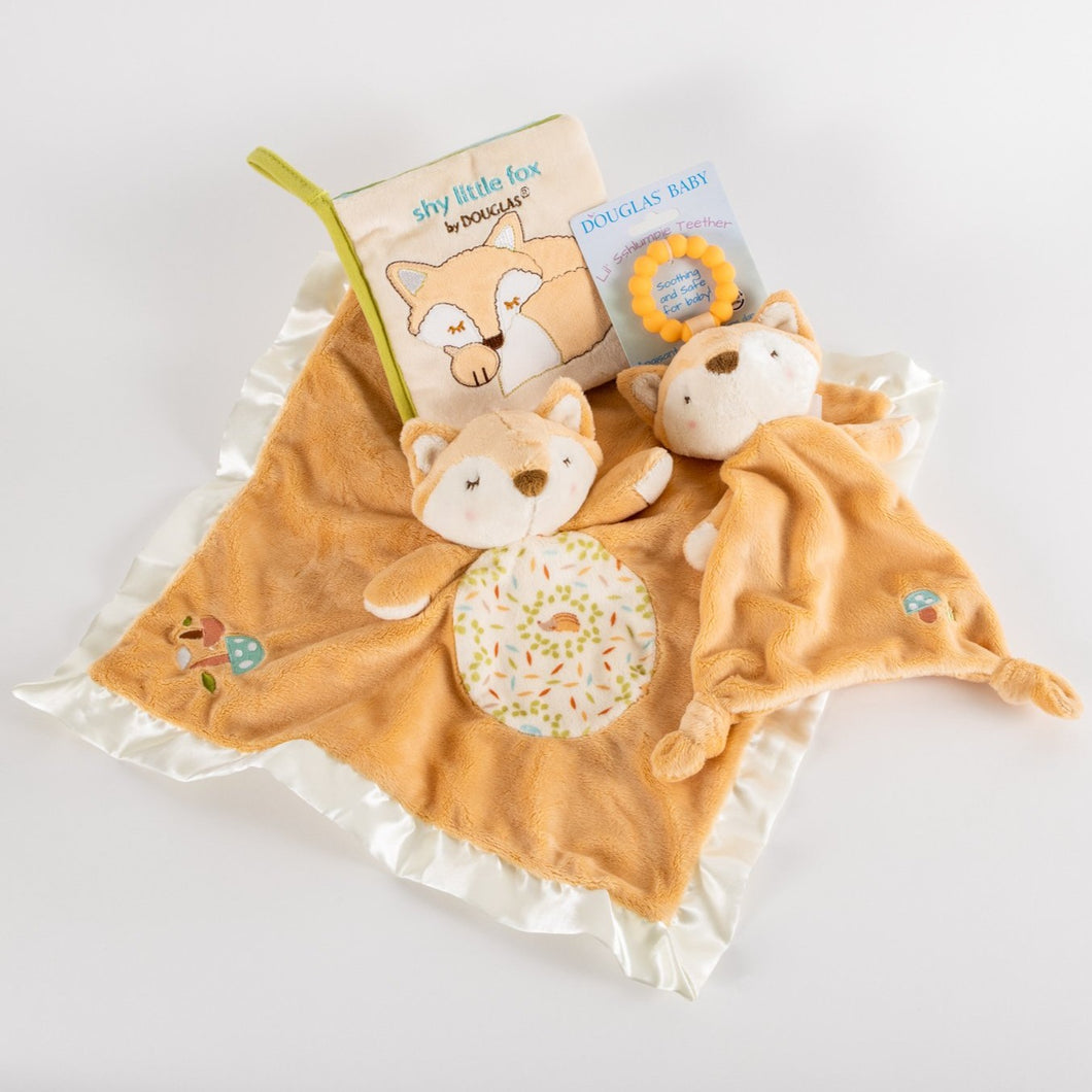 The Classic Bay Gift Set Featuring the Shy Little Fox Collection