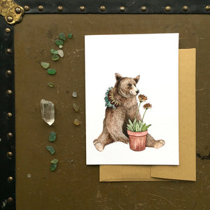 Bear - Critters and Plants