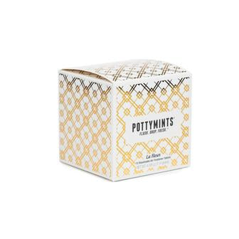 Potty Mints Limited Edition Box Packed with 12 La Fleur Pottymints