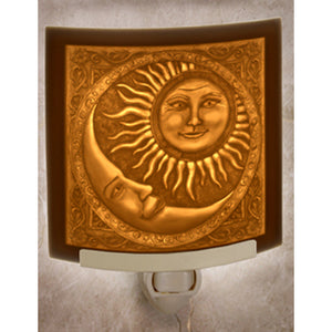 Sun and the Moon Night Light