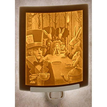 The Tea Party Night Light