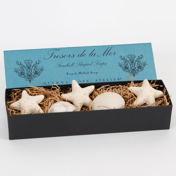 Seashell Shaped Soaps