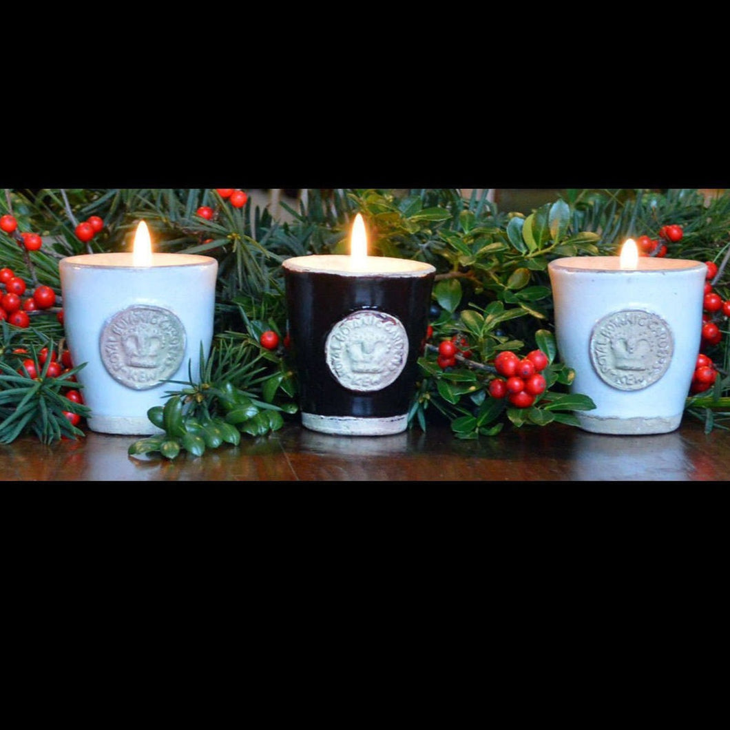 KEW  Mini Round Candles
