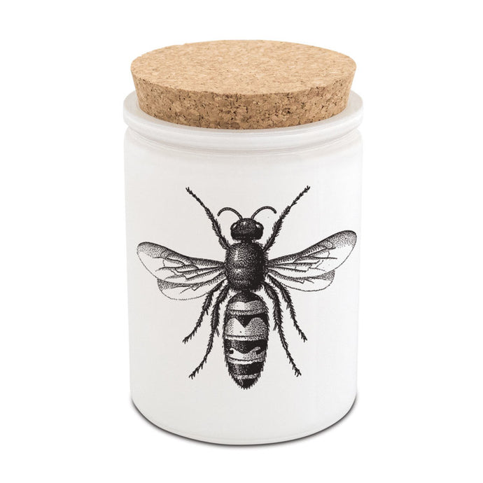 Citronella Grapefruit Candle    -   Bee Design