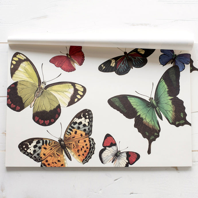 Butterflies Placemats that are paper placemats that are disposable