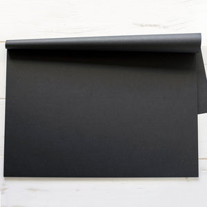 Chalkboard Placemat showing it on tear off pad