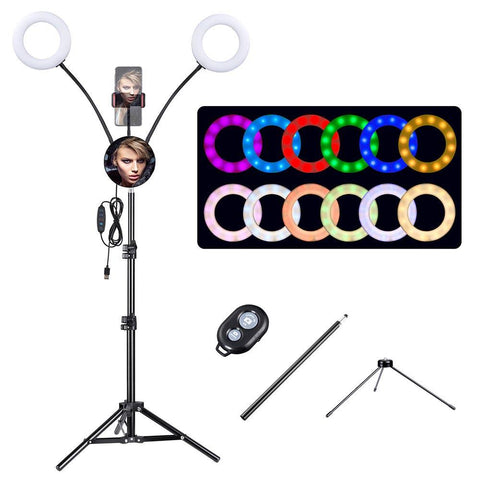 ring light, christmas sale, yescomusa