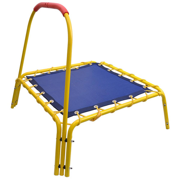 35 Quot Mini Exercise Kids Trampoline With Cover Handle