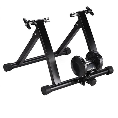 Indoor Exercise Bicycle Trainer Stand Magnetic Resistance