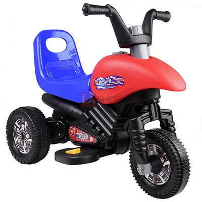 3-Wheel 6V Battery Kids Ride On Electric Motorcycle Color Opt