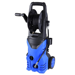TheLAShop 1.8GPM 2030PSI Electric Pressure Washer w/ 4 Nozzles Soap Bottle