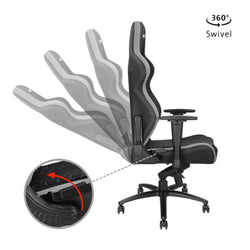 Anda Seat Gaming Chair Highback Ergonomic Video Racing Game Chair AD4