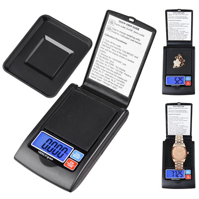 Mini Jewelry Pocket Digital Precision Gram Scale II