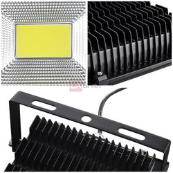 50w Waterproof Outdoor LED Flood Light Cool White 150W Halogen Equiv