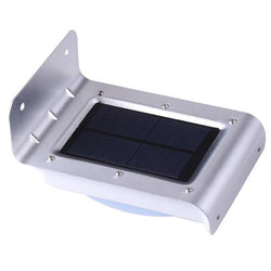 Solar Powered Motion Sensor Light Wireless Security Wall