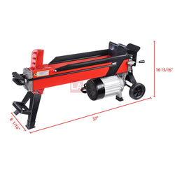 7-Ton 2000W Electrical Hydraulic Log Splitter Wood Cutter