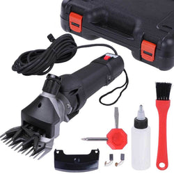 380W Electric Sheep Shear Goat Shave Grooming Machine Clipper