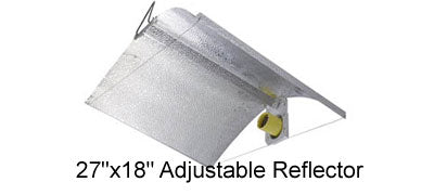 Adjustable reflective surfaces