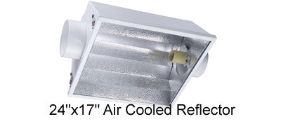 Inline Air Cooled Reflector