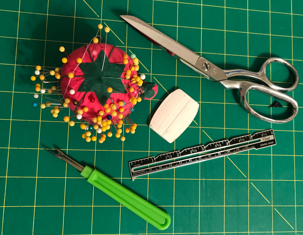 Top 5 Tools I Can't Sew Without