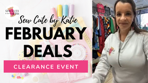 February Deals and In Store Discounts