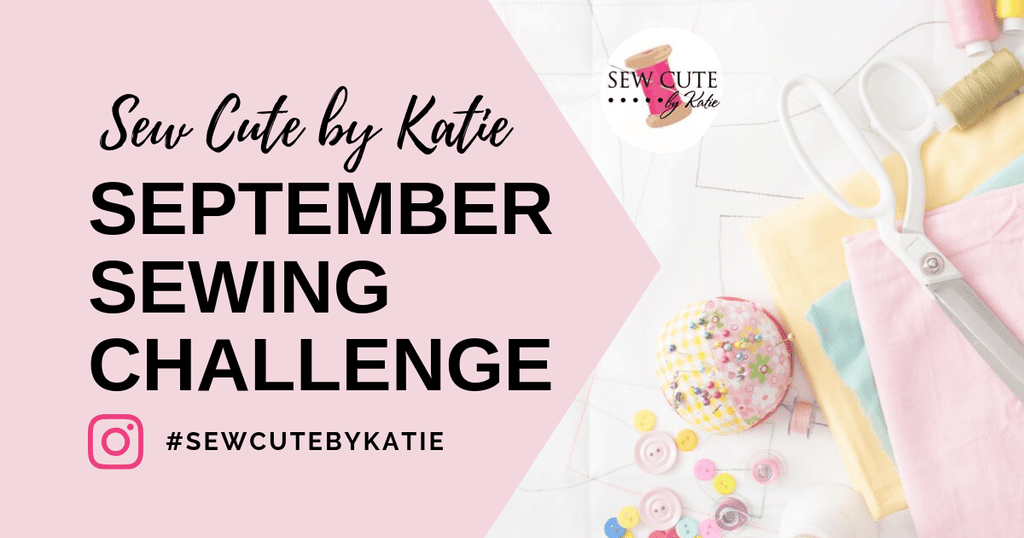September Sewing Challenge!!!