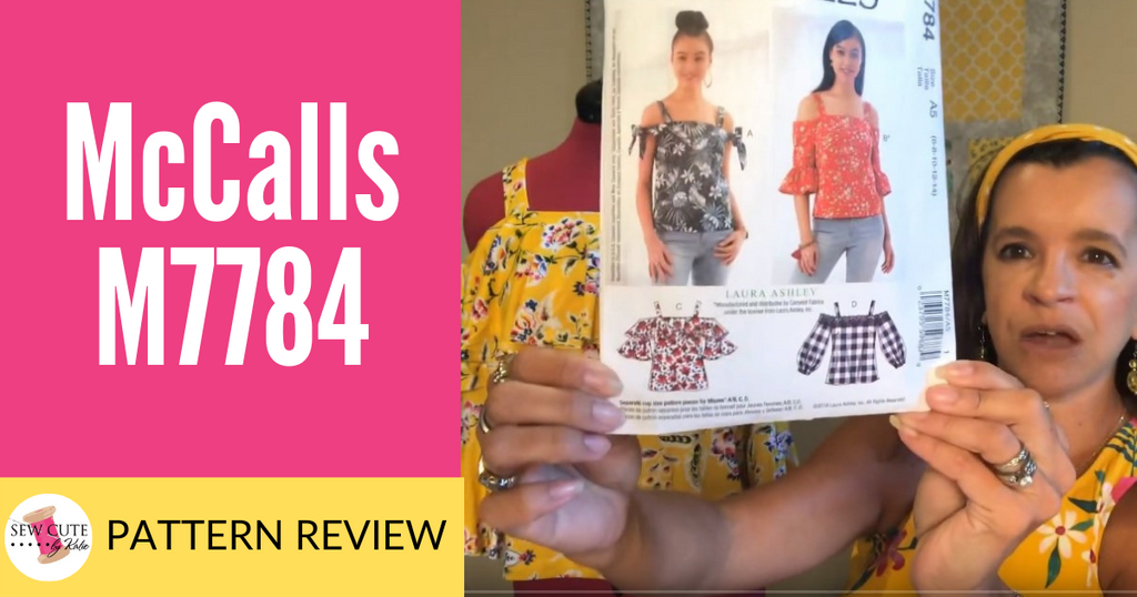 McCalls M7784 Pattern Review