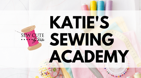 Learn to sew in Katie's Sewing Academy