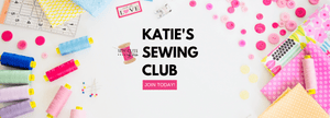 Learn to Sew Like a Pro at Katie's Sewing Club