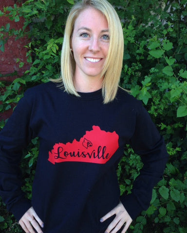 Louisville Kentucky State T-shirt