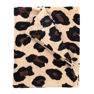 Animal Print Blanket - Sew Cute By Katie