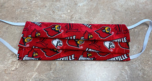 Louisville Non Medical Face Mask - Sew Cute By Katie