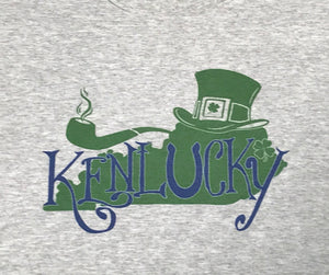 Kenlucky  St. Patrick's Day Long Sleeve T-shirt - Sew Cute By Katie