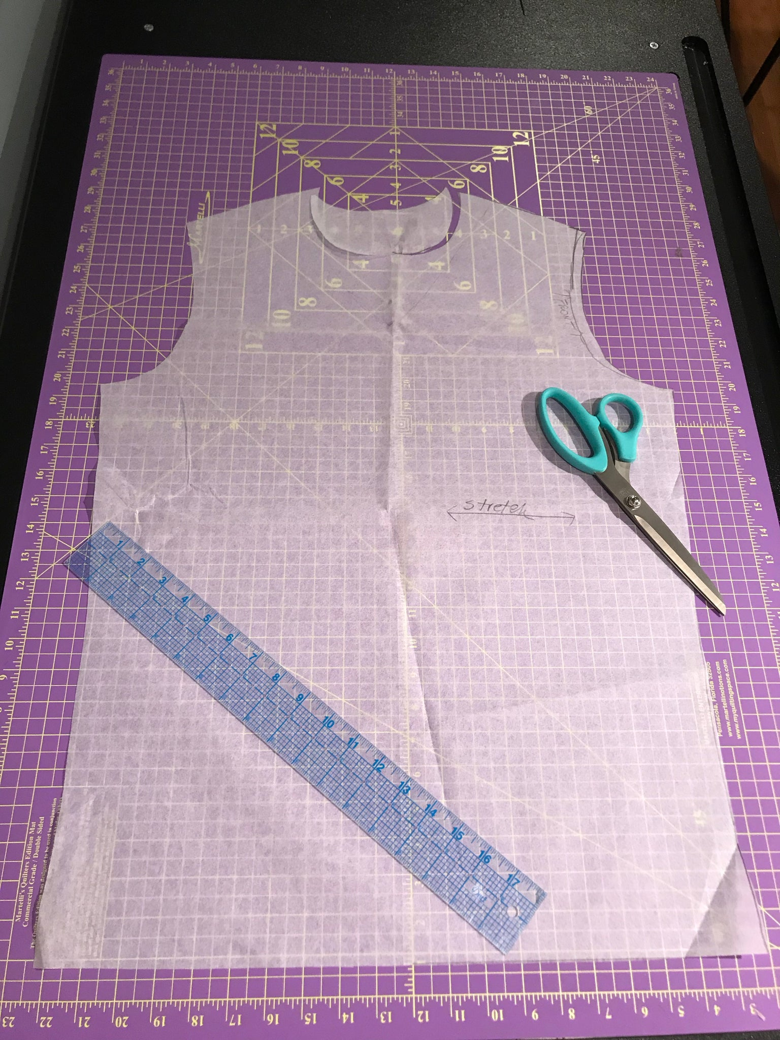 Custom Sewing Pattern - Shirt