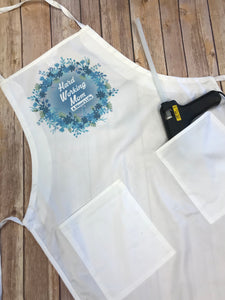 Apron - With your logo or custom artwork - Sew Cute By Katie