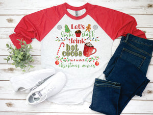 Let's Bake Stuff Christmas Shirt - Sew Cute By Katie