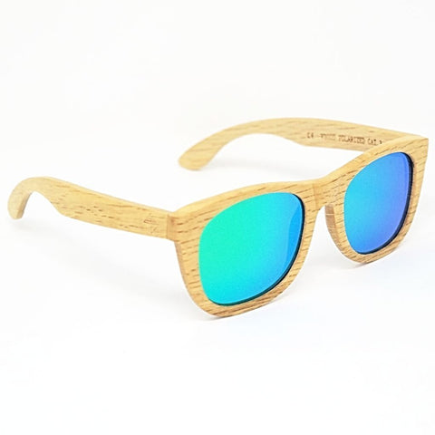Minshan River wooden sunglasses