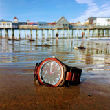 My Wooden Lifestyle Corcovado fall wood watch
