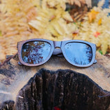 Sahara - Polarized wooden sunglasses