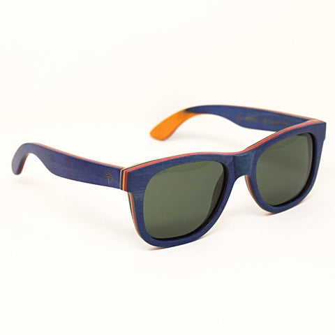 Venice Ocean wooden sunglasses