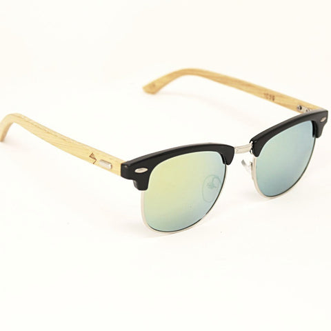 Dominicana Forest wooden sunglasses