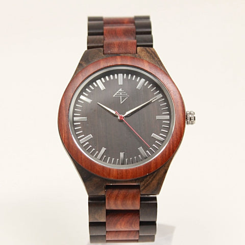 Corcovado Fall wood watch