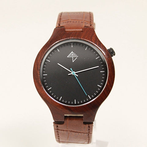 Samara Ranch wood watch
