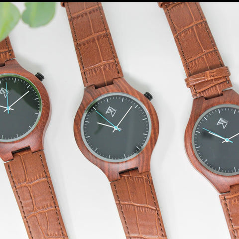 Samara Ranch - Sandalwood watch