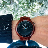 My wooden lifestyle Samara Ranch wood watch men