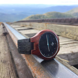 MWL samara wood watch