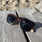 Paris - Polarized wooden sunglasses