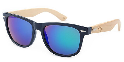 My wooden lifestyle Waimea wooden sunglasses